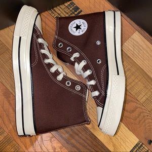 New Converse Chuck Taylor All Star 70 Color Dark Root Brown 170551C Sneakers
